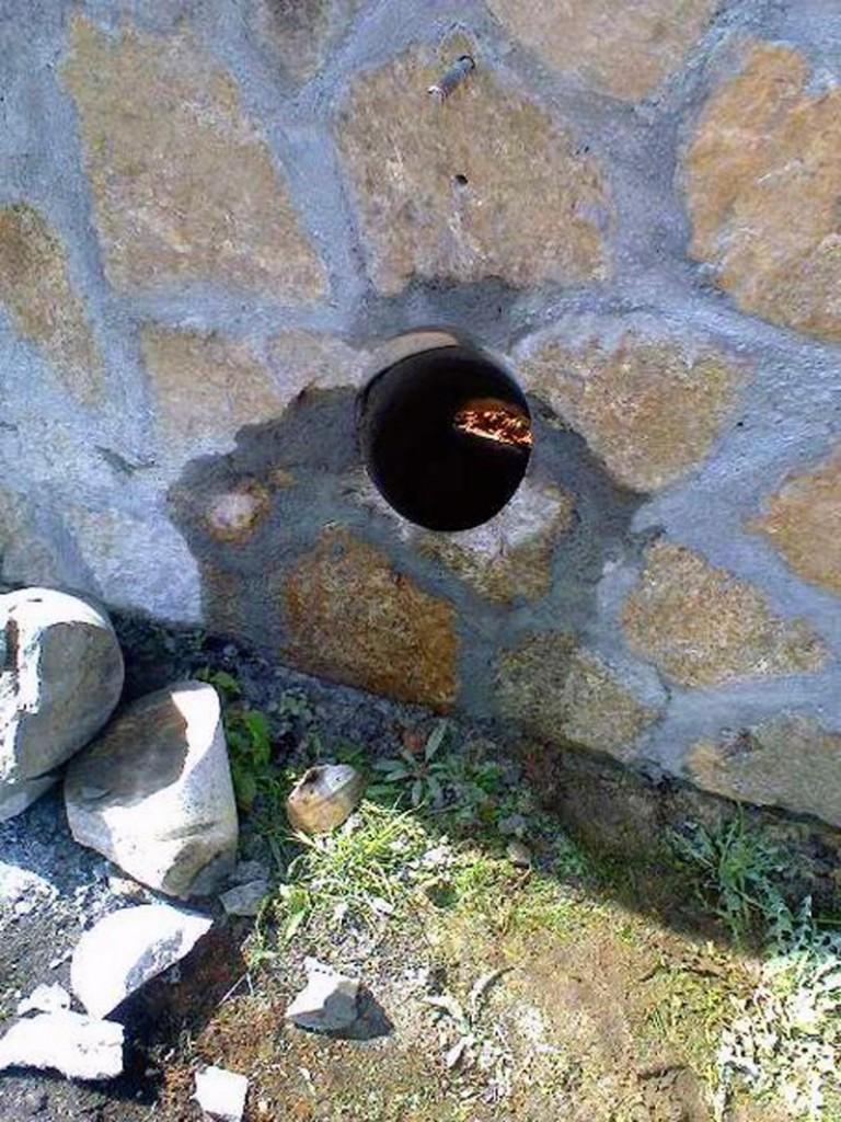 Бурение природного камня